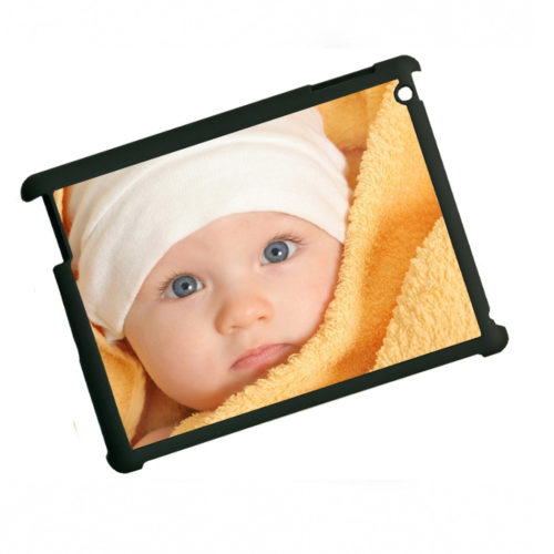 Sublimation iPad Cover Schwarz