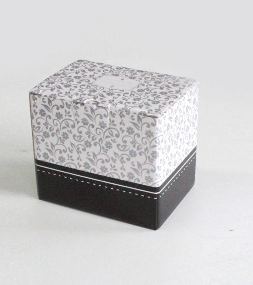 Becher Tassen Geschenk Box Blumenprint